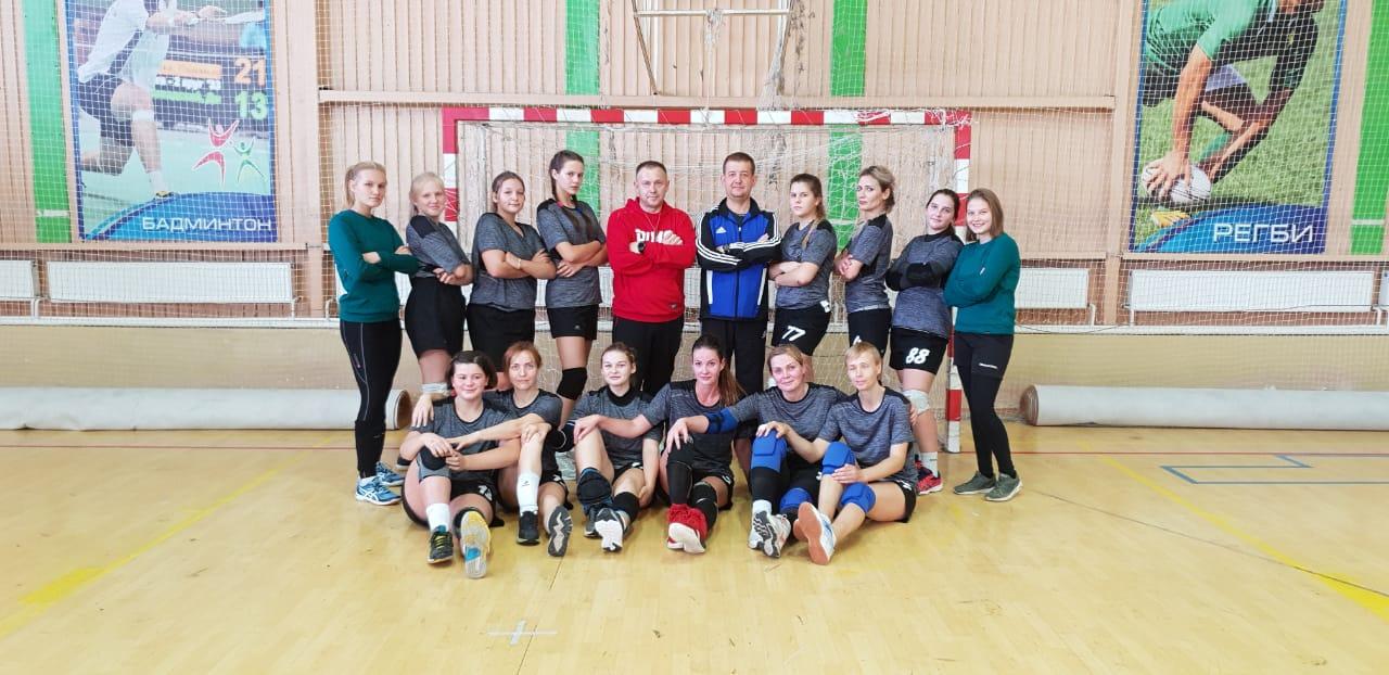 Новочеркасские гандболитски взяли первенство на турнире в Краснодарском крае