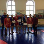Ростовские полицейские стали победителями ежегодной Спартакиады по боевому Самбо