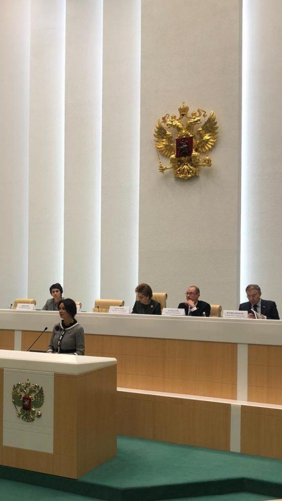 Депутат из Новочеркасска предложила в Москве сделать упор на оборонно-промышленный комплекс РФ