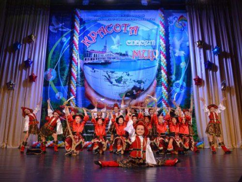 Новочеркасский «Альянс» покоряет новые вершины танцевального Олимпа