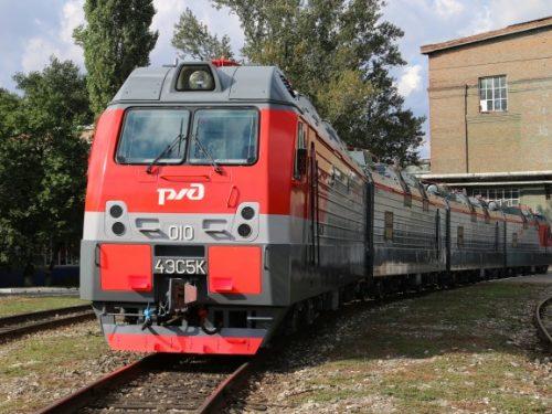 Новочеркасский электровозостроительный завод стал победителем конкурса РЖД