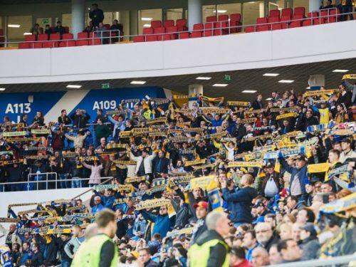 Стадион «Ростов-Арена» стал лидером по посещаемости