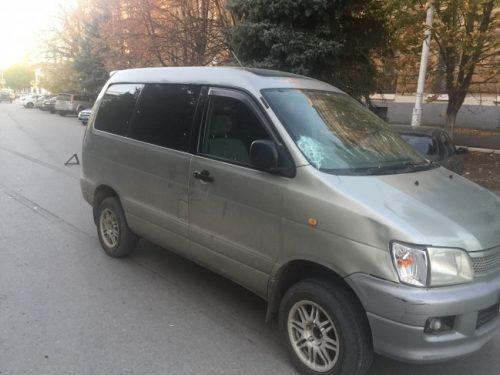 ДТП в центре Новочеркасска, пострадал пешеход