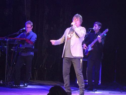 Алексей Глызин дал концерт в Новочеркасске