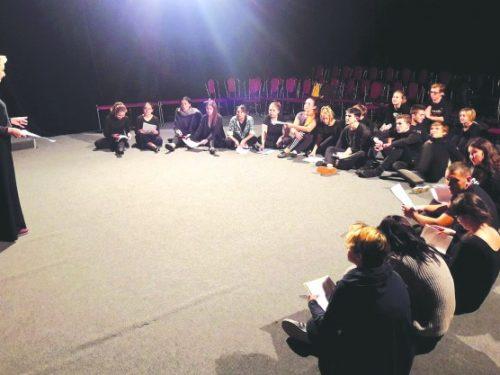 Новочеркасцы – финалисты заключительного этапа IX Всероссийского детского театрально-поэтического Фестиваля «Табуретка»