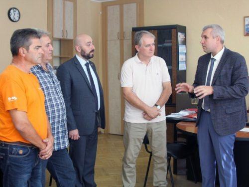 Новочеркасск посетила делегация из Сербии