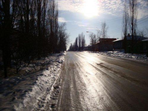 Из-за сложных погодных условий Донское МВД призвало автовладельцев к осторожности на дорогах