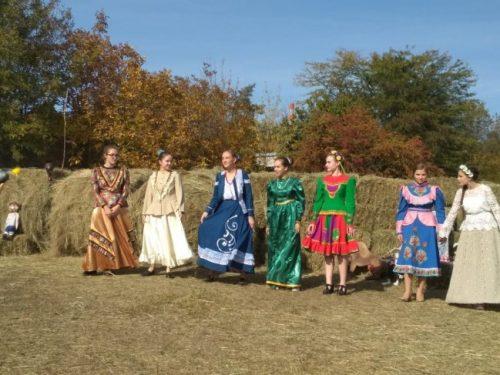 «Как у нас на Дону» – праздник в Эколого-биологическом центре