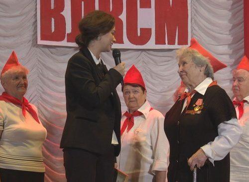 В Новочеркасске чествовали ветеранов комсомольского движения