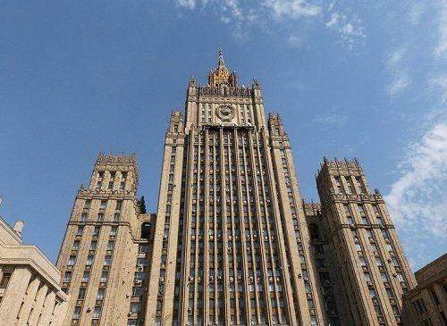 МИД РФ пригрозил Украине серьезными последствиями в связи с провоцированием конфликта в Крыму