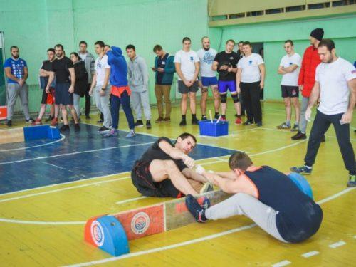 В Новочеркасске впервые прошли Всероссийские студенческие игры боевых искусств