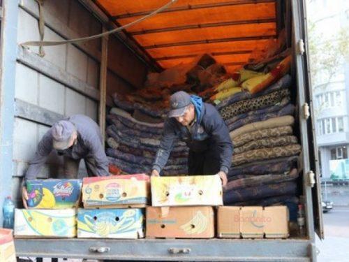 Сбор помощи детям и вдовам Донбасса объявлен в Новочеркасске