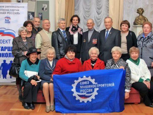 Активисты проекта «Старшее поколение» кричали «Браво» кубанской «Кринице»
