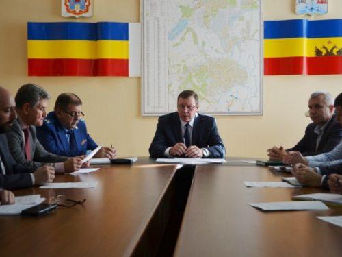 Глава Администрации Игорь Зюзин провел экстренное заседание антитеррористической комиссии