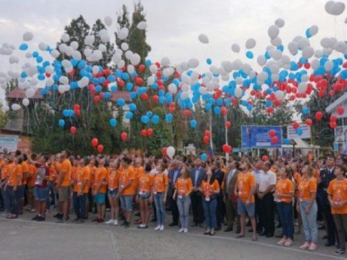 На донской земле собрались Молодые аграрии России
