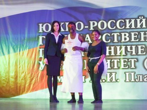В Новочеркасске прошел Фестиваль национальных культур