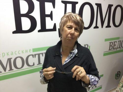 Выпускающий редактор «Новочеркасских ведомостей» Оксана Аксенова получила премию Олеся Бузины