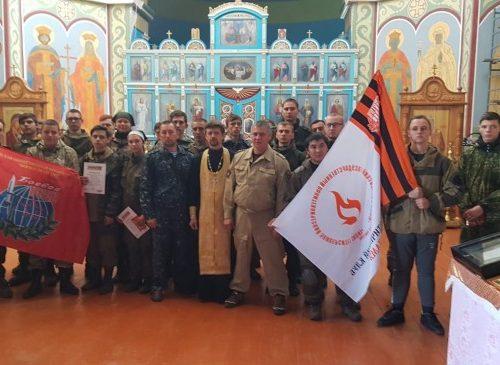 Новочеркасские ветераны спецназа провели учения в память о погибшем в Сирии морпехе