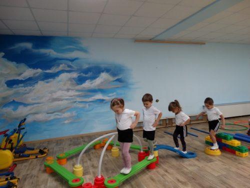 Интерактивный «Островок» в детском саду