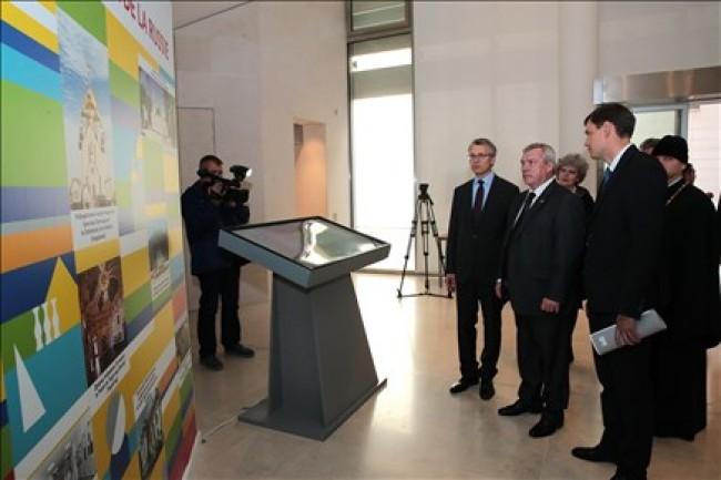 Французский музей Лейб-Гвардии казачьего полка подписал договор о сотрудничестве с Новочеркасском