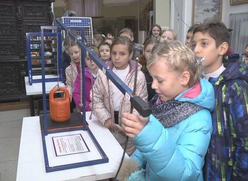 Юные новочеркасцы посетили удивительный «ЛабораториУМ»