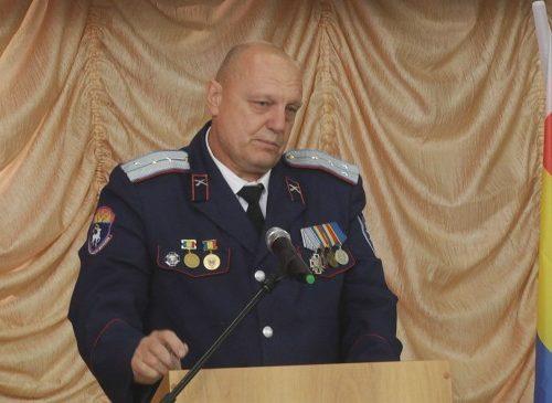 Казаки выбрали атамана Новочеркасского округа