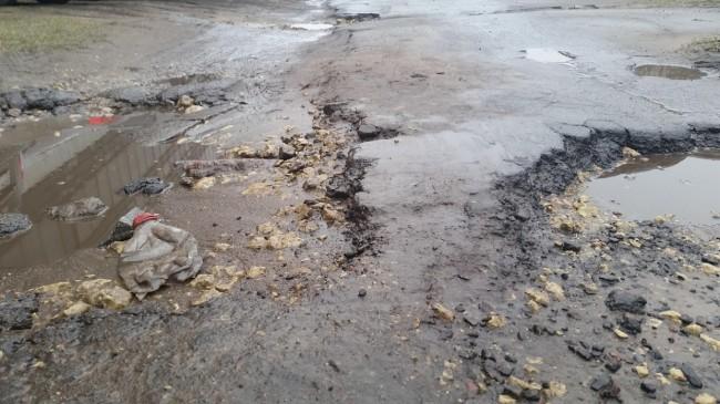 Дончане составили карту «убитых дорог»