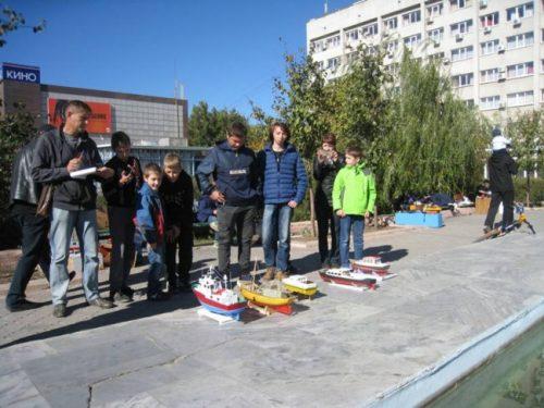 В Новочеркасске разыграли  Кубок по судомодельному спорту