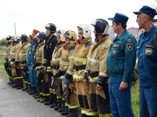 В Новочеркасске прошла Всероссийская тренировка по гражданской обороне