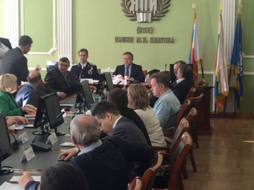 В Новочеркасске стартовала Всероссийская научная конференция