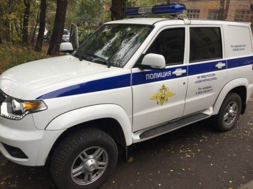 Полиция Новочеркасска задержала двоих похитителей частного имущества и металлолома
