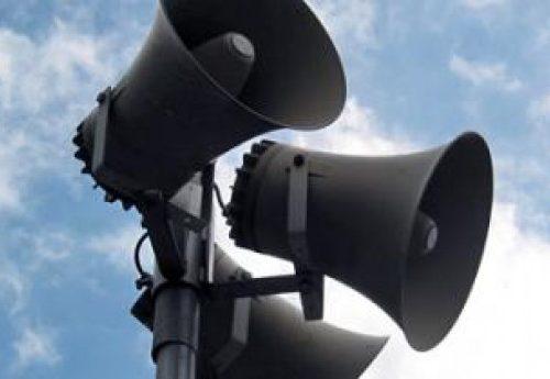В Новочеркасске около полудня завоют системы оповещения