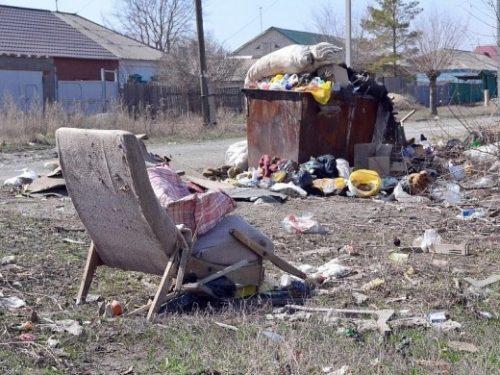 Новочеркасцам грозит штраф на неправильную утилизацию мусора