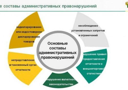 Южное таможенное управление констатировало рост административных правонарушений