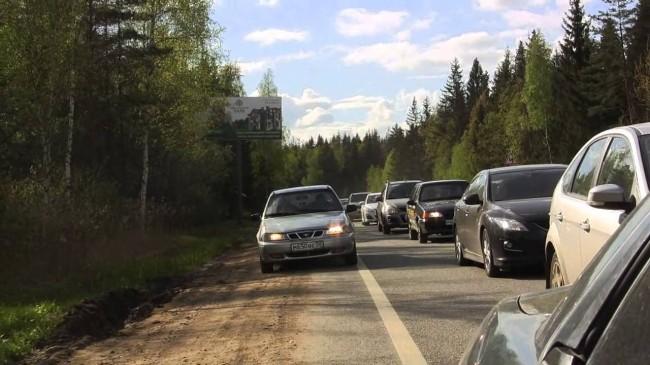 За отдых на обочинах трассы М-4 «Дон» водителей будут штрафовать