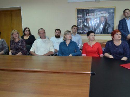 Новочеркасские автомобилисты принимали поздравления