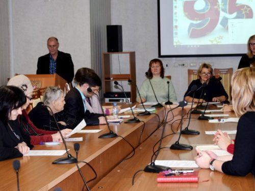 «Круглый стол», посвящённый трудоустройству инвалидов, состоялся в Новочеркасском технологическом техникуме-интернате