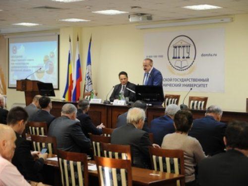 Ростовская область по итогам года стала лучшей в динамике промышленного производства