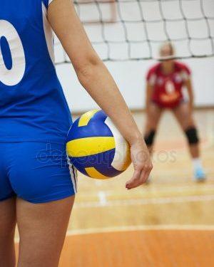 Почти 40 спортсменов приняли участие в соревнованиях по волейболу в Ростове