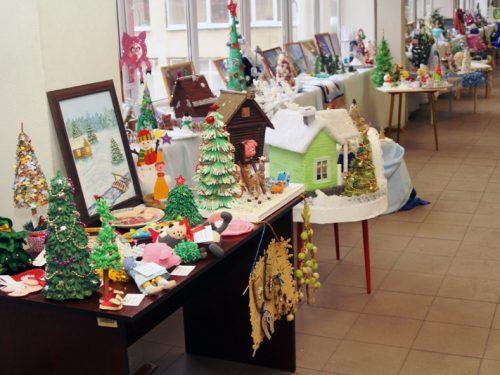 В Новочеркасске открылась рождественская выставка
