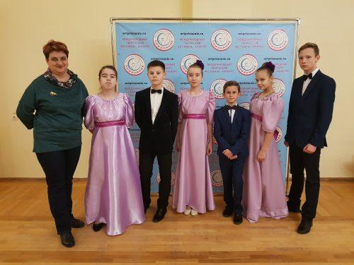 Юные артисты новочеркасского «Театра Сказок» стали лауреатами международного конкурса