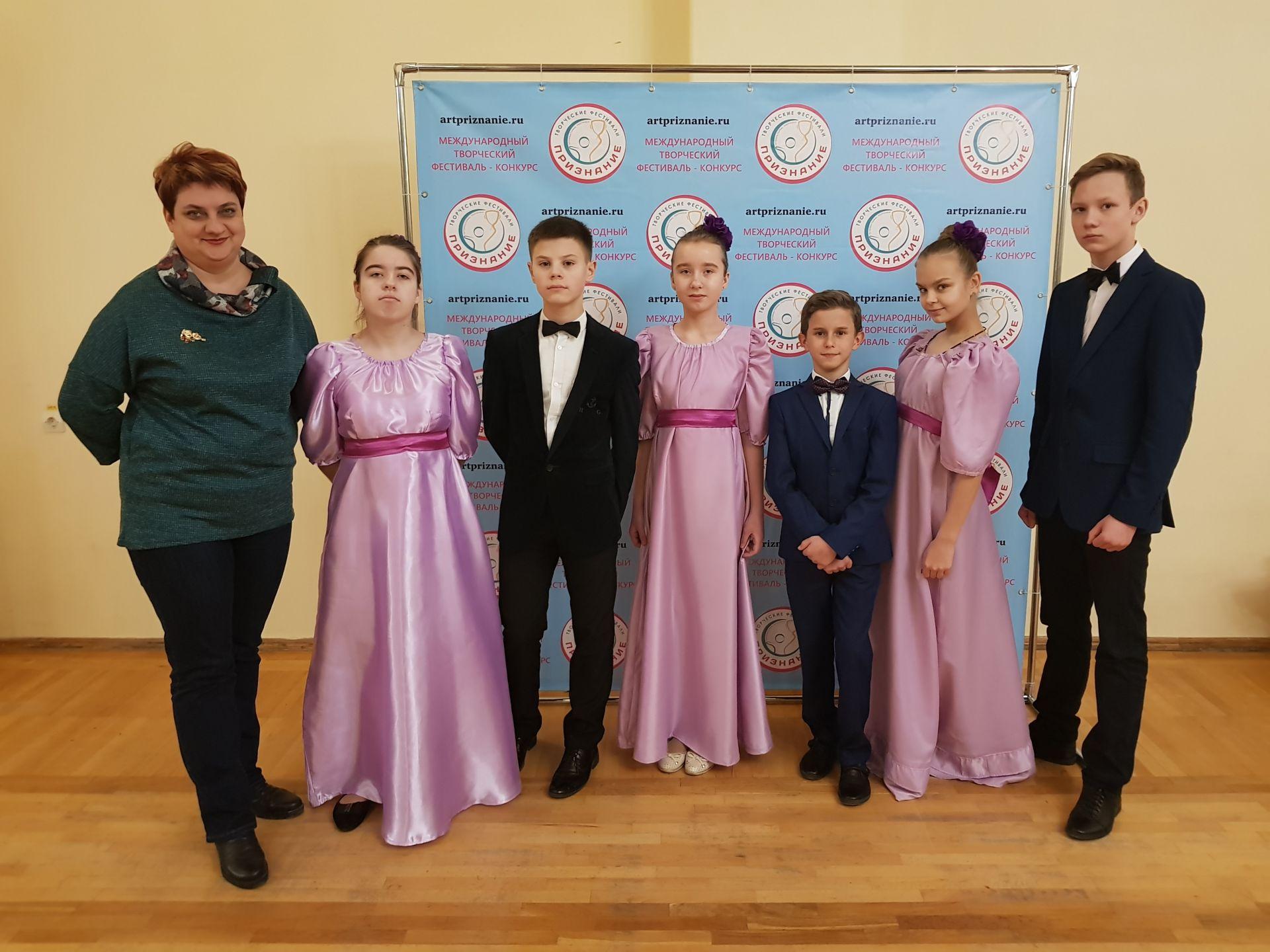 Юные новочеркасские артисты «Театра Сказок» стали лауреатами международного конкурса