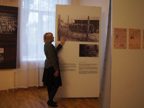 Выставка «Советские военнопленные в Норвегии» открылась в Новочеркасске