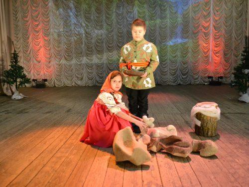 Литературные чтения, посвящённые 140-летию со дня рождения Павла Петровича Бажова, прошли в микрорайоне Донском