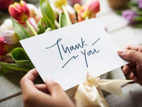 Международный день «Спасибо» отмечают 11 января