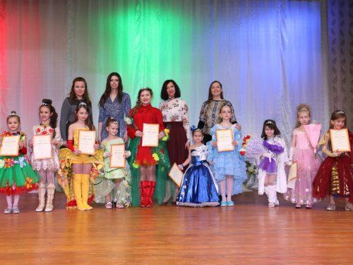 Театрализованный конкурс «Времена года» порадовал фантазией участников
