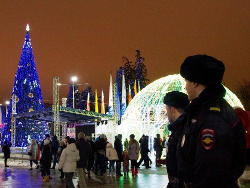 Донское МВД происшествий в Новогоднюю ночь не зафиксировало