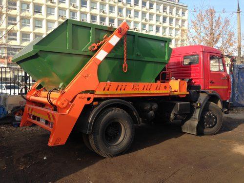 Услугу по вывозу мусора перенесут из раздела жилищных в коммунальные