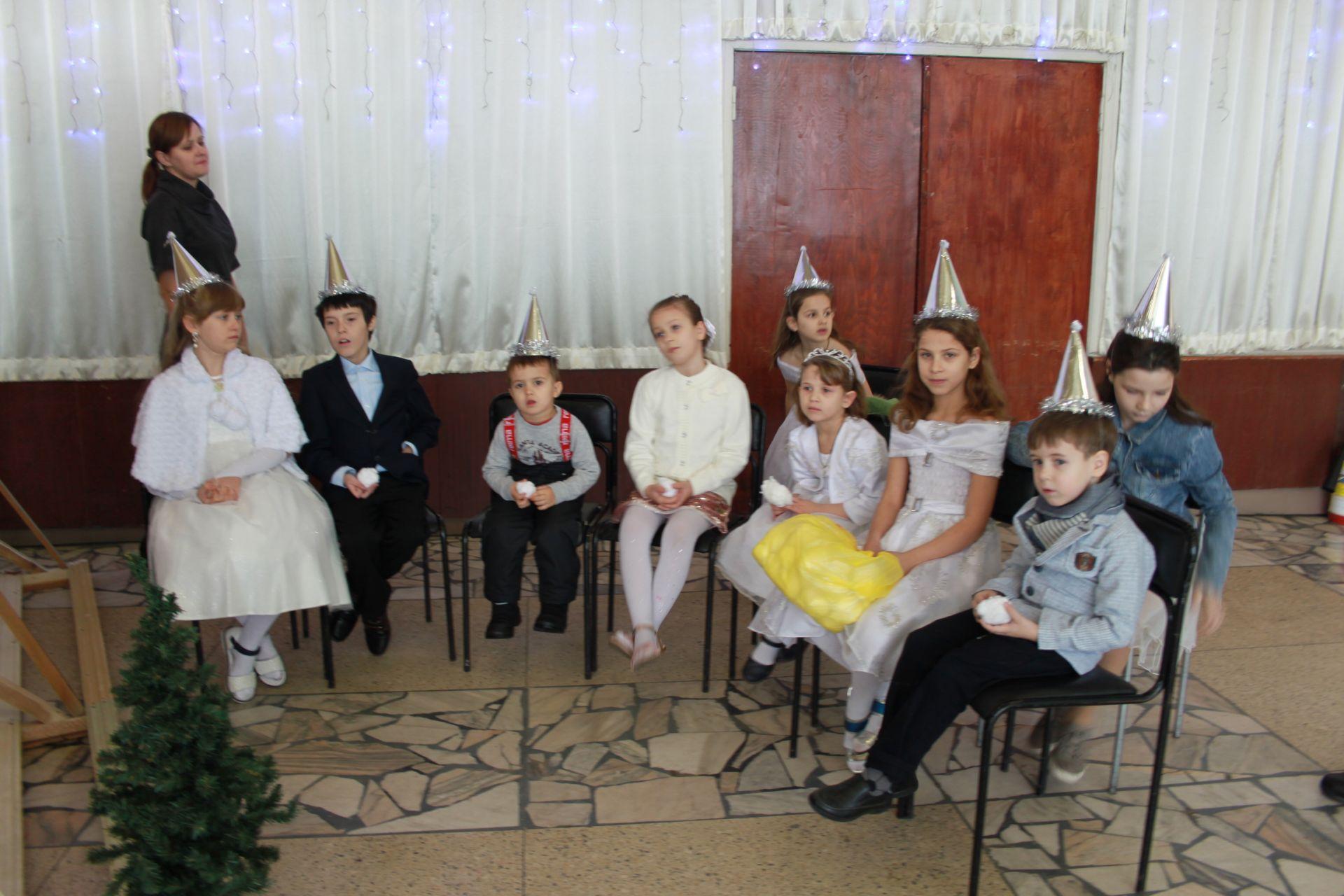 «Рождественское чудо» – особенные дети стали участниками инклюзивного спектакля
