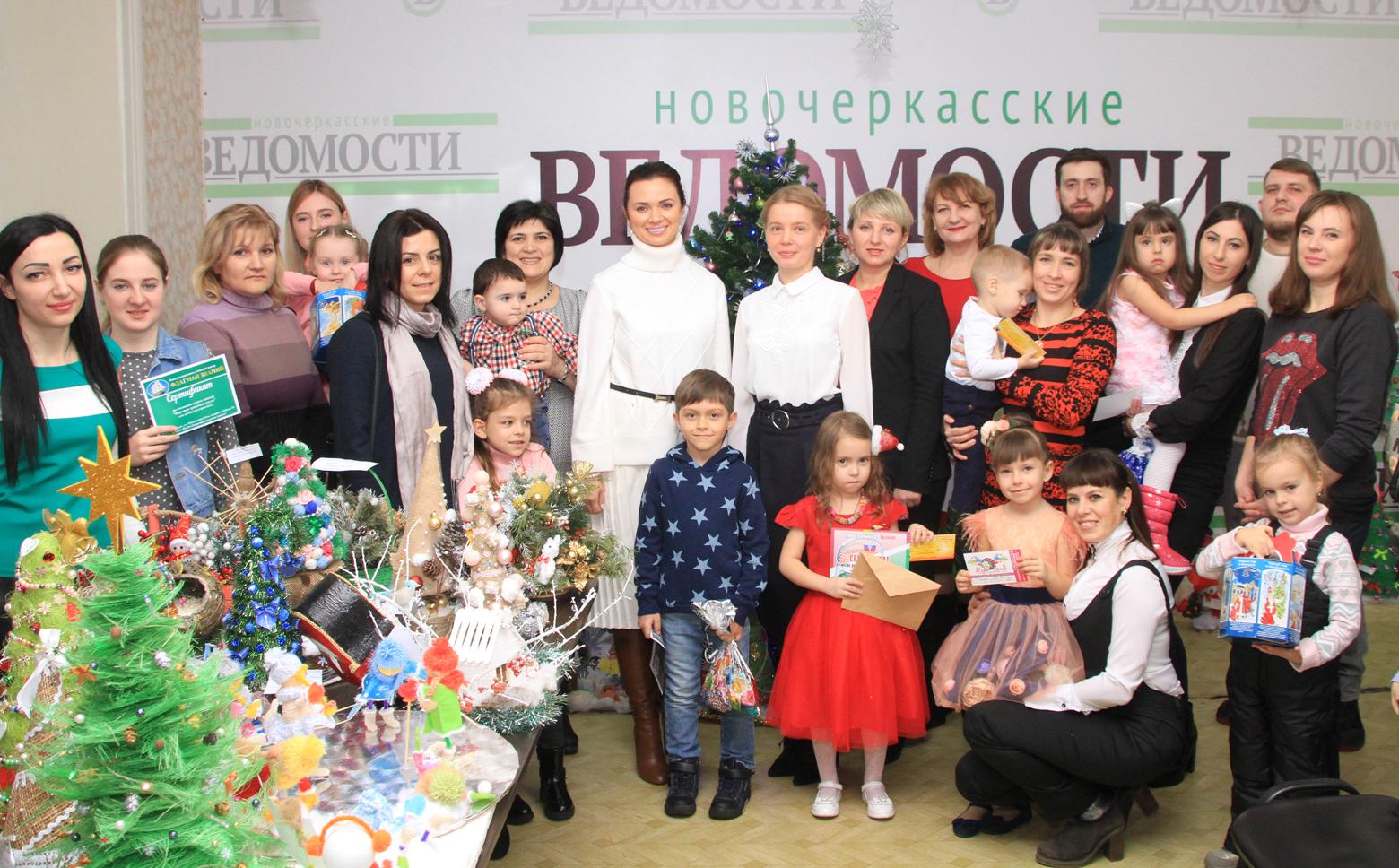 Участники Новогоднего конкурса инициируемого редакцией «НВ» получи призы почти на 100 тыс. рублей